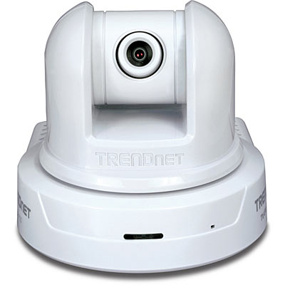 Trendnet TV-IP410PI IP security camera Indoor Dome Beige,White security camera