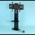 "Ra technology RA-Atlas-40-55 FS 139.7 cm (55"") Black"