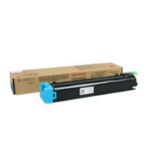 Sharp DX-C38GTC Toner cyan, 10K pages @ 6% coverage
