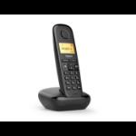 Gigaset A270 Analoge-/DECT-telefoon Zwart Nummerherkenning