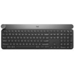 Logitech Craft keyboard RF Wireless + Bluetooth QWERTY UK English Black,Grey