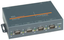 Lantronix EDS4100 servidor serie RS-232,RS-232/422/485