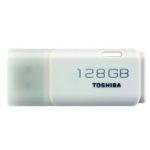 Toshiba THN-U202W1280E4 128GB USB 2.0 USB Type-A connector White USB flash drive