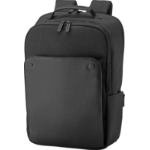 HP Exec 15.6 Midnight backpack Fabric Black