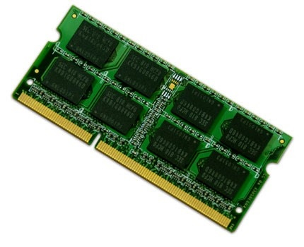 4GB DDR3 SO-DIMM 1600 512x8 Singal Tray