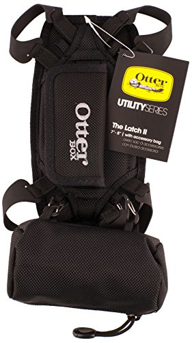 OtterBox Samsung Galaxy Tab Active 8.0 Utility Latch 2 Cover Case - Black - (77-51112)