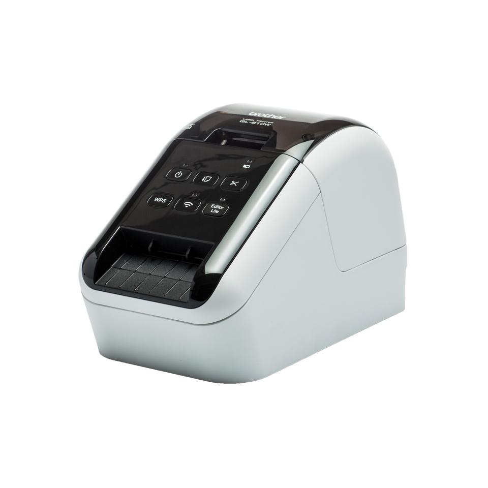 Brother QL-810W label printer Direct thermal Colour 300 x 600 DPI DK
