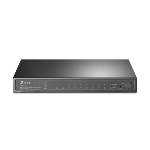TP-LINK T1500G-10PS Managed L2/L4 Gigabit Ethernet (10/100/1000) Black Power over Ethernet (PoE)