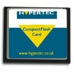Hypertec CompactFlash Card 256MB 0.25GB CompactFlash memory card
