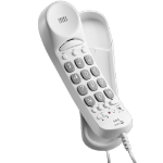Doro Tel 2i Corded Telephone - White (3882)