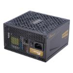 Seasonic PRIME Ultra 650 W Gold 650W ATX Black power supply unit