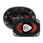 BOSS CH4620 2-way 200W car speaker