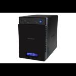 Netgear RN214 Ethernet LAN Desktop Black NAS