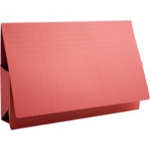 Guildhall Probate Wallet Manilla Foolscap Red PK25