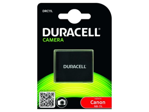 Duracell Camera Battery - replaces Canon NB-11L Battery