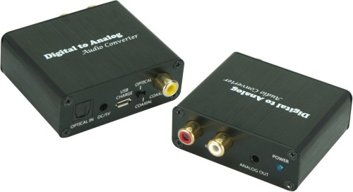 Microconnect MC-DAC2 video converter Active video converter