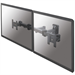 "Newstar FPMA-W960D 27"" Black flat panel wall mount"