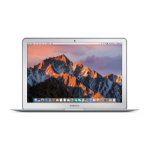 Apple MacBook Air Silber Notebook 33,8 cm (13.3 Zoll) 1440 x 900 Pixel Intel® Core™ i5 der fünften Generation LPDDR3-SDRAM 256 GB