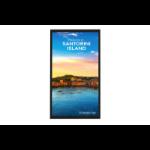 "LG 55XE4F-M signage display 139.7 cm (55"") IPS Full HD Digital signage flat panel Black"