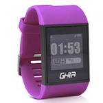 GHIA SMART WATCH VITALE/ 1.28 TOUCH/ WATERPROOF/ BT/ IOS/ ANDROID/ NEGRO dir