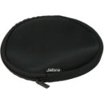 Jabra Biz 2400 II Headset Pouch case Neoprene Black