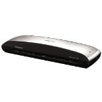 Fellowes Spectra 125 Hot laminator 304 mm/min Black,Silver