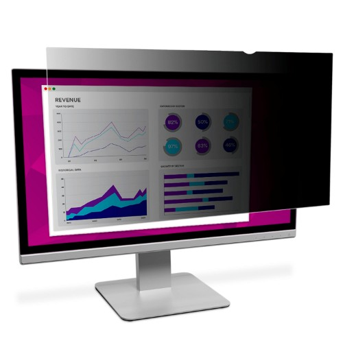 """3M High Clarity Privacy Filter for 22"""" Widescreen Monitor (16:10)"""