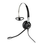 Jabra Biz 2400 II USB Mono BT headset Head-band Monaural Black,Silver