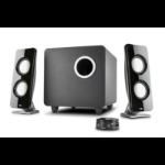 Cyber Acoustics CA-3610 speaker set 2.1 channels 30 W Black