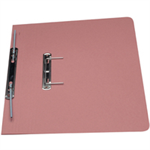 Guildhall L TRANSFER SPRING FILE PINK 348