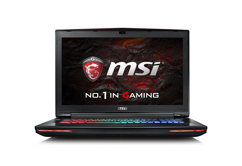 """MSI Gaming GT72VR 6RE(Dominator Pro)-234UK 2.6GHz I7-6700HQ 17.3"""" 1920 x 1080pixels Black"""
