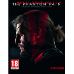 Konami Metal Gear Solid V: Phantom Pain video game PC Basic Multilingual