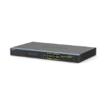 Lancom Systems ISG-4000 wired router Black