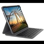 Logitech Slim Folio Pro UK International Graphite Bluetooth