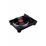 Audio-Technica AT-LP5 audio turntable Direct drive audio turntable Black