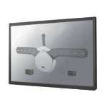 "Newstar TV/Monitor Wall Mount (fixed) for 32-70"" Screen - Black"