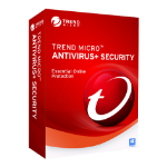 Trend Micro Antivirus+ Security 2016 1user(s) 1year(s)