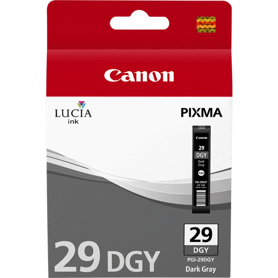 Canon PGI-29DGY Original Gris Oscuro 1 pieza(s)