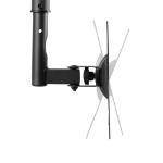Newstar FPMA-C060 Flat Panel-Deckenhalter 101,6 cm (40 Zoll) Schwarz