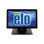 "Elo Touch Solution 1502L touch screen monitor 39.6 cm (15.6"") 1920 x 1080 pixels Black Tabletop"