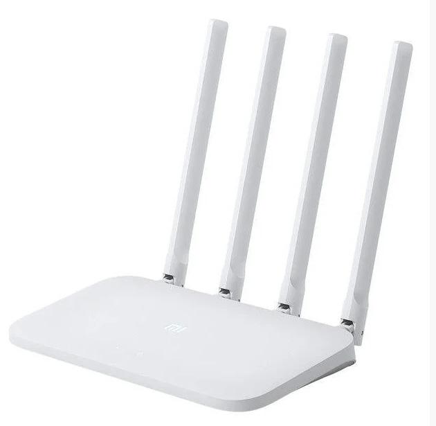 Xiaomi WiFi Router 4С router inalámbrico Banda única (2,4 GHz) Ethernet rápido Blanco