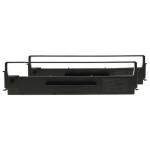 Epson C13S015646 (7753) Nylon black, 2500K characters, Pack qty 2