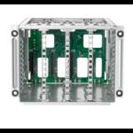 "Hewlett Packard Enterprise P14601-B21 storage drive enclosure HDD/SSD enclosure Metallic 2.5"""