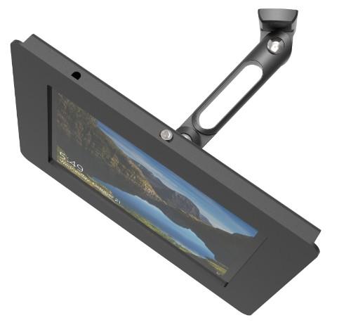 Maclocks Rokku Swing Black tablet security enclosure