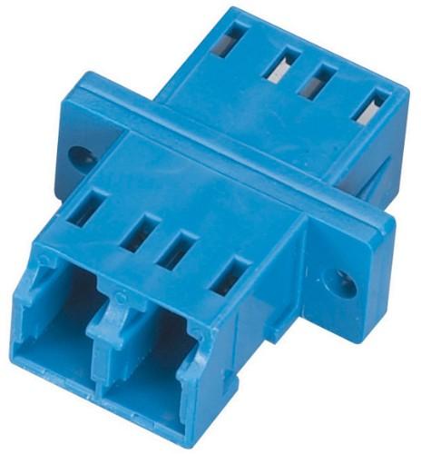 Black Box FOT123 fibre optic adapter LC Blue 1 pc(s)