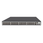 Hewlett Packard Enterprise OfficeConnect 1950 48G 2SFP+ 2XGT PoE+ Managed L3 Gigabit Ethernet (10/100/1000) Grey 1U Power over Ethernet (PoE)