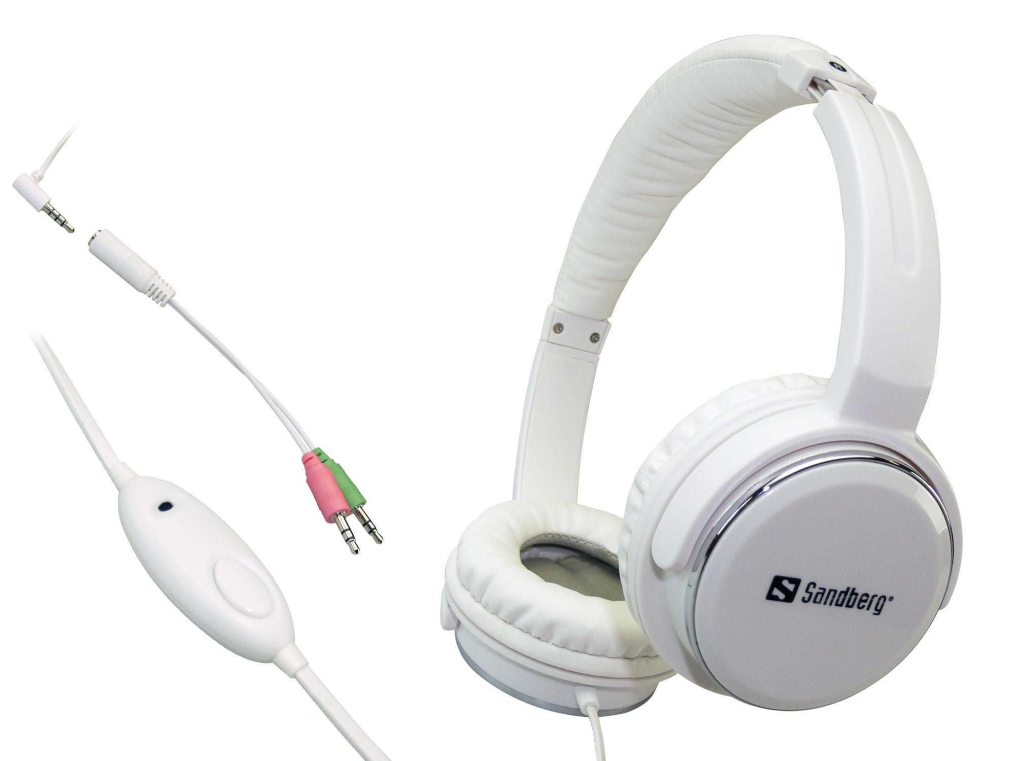 Home N Street Headset White