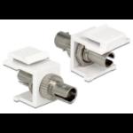 DeLOCK 86348 SC fiber optic adapter