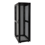 Tripp Lite 42U Euro-Series Rack Enclosure Server Cabinet - 1200 mm Depth, Expandable, Side Panels Not Included
