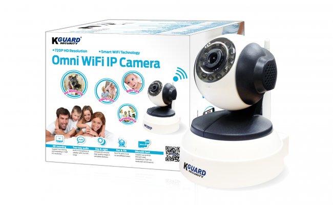 Kguard QRT-501 IP Indoor surveillance camera